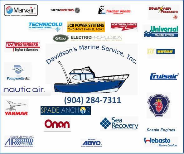 Marine Services | Davidson's Marine Service, Inc