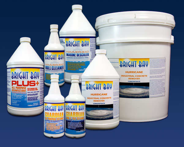 Bright Bay Products - Green Products at Davidsons Marine Service